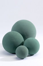 OASIS® Wet Floral Foam Spheres