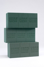 OASIS® Wet Floral Foam Bricks