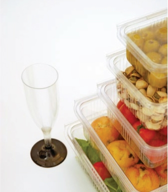Deli Foodhall Salad Containers